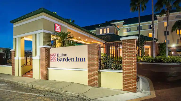 Hilton Garden Inn First Responder Discounts